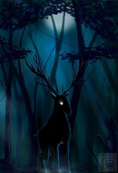 el guardián del bosque - Escenas | Dibujando.net