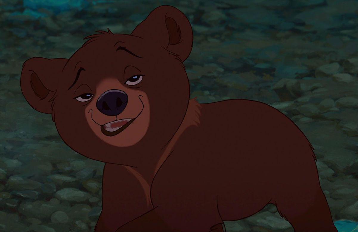 Koda Brother Bear Pinterest Brother Bear Bear Cubs And Young Life