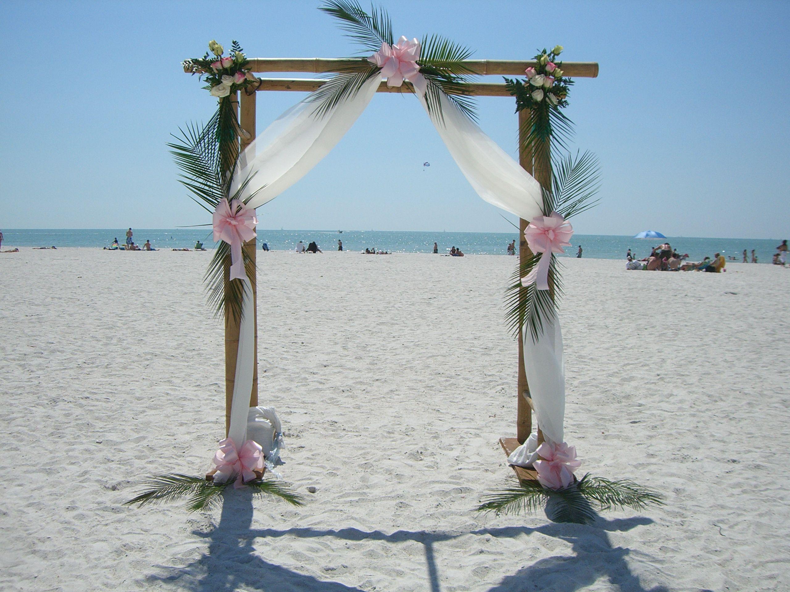 Beautiful bamboo arch for wedding ideas styles ideas 2018 sperr decorative bamboo arch weddings sirata style pinterest junglespirit Choice Image