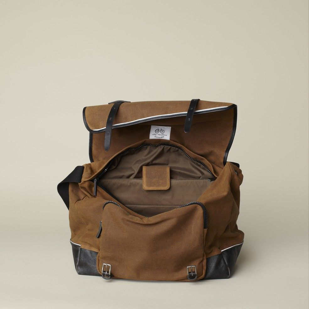 Bags for Bikes Despatch - Ally Capellino