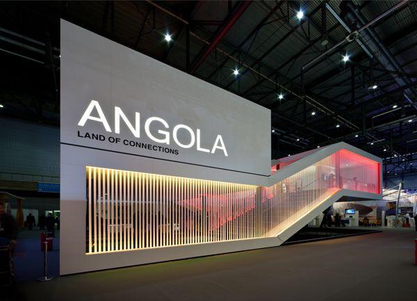 Angola Cables - ITU Fair Geneva (CH) on Behance: