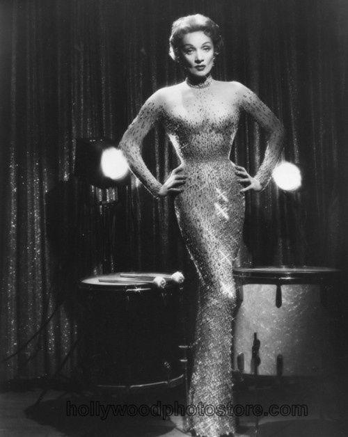 Jean Louis: Marlene Dietrich in The Blue Angel (1930)