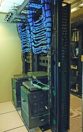 Panduit #NetRunner High Capacity Vertical Cable Management ... on