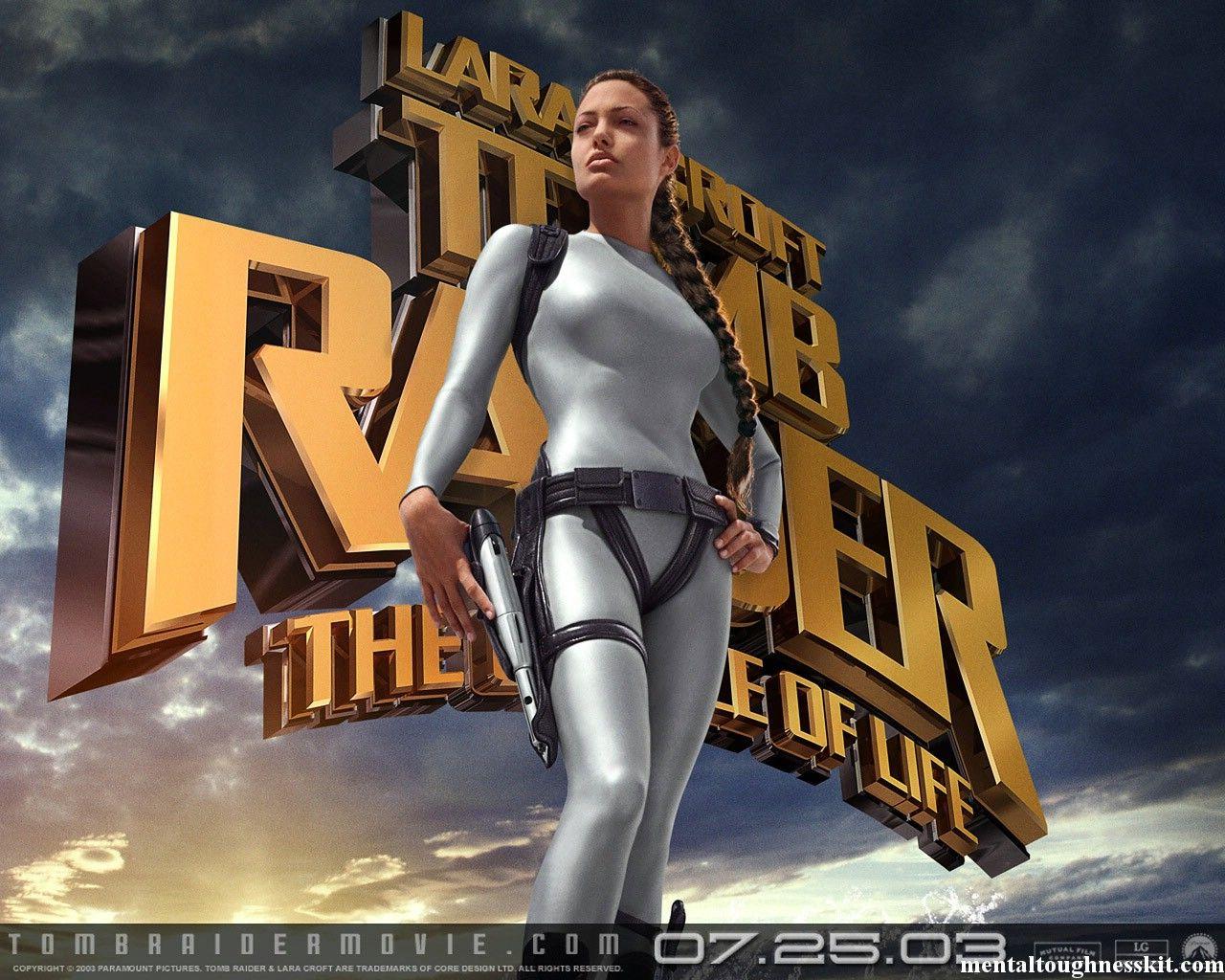 Tomb Raider The Angel Of Darkness Angelina Jolie Tomb Raider