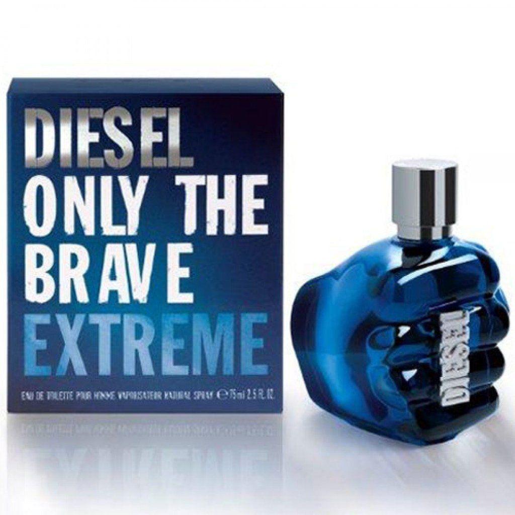 Only The Brave Extreme Eau De Toilette Spray By Diesel Diesel Perfume Perfume Perfume Online