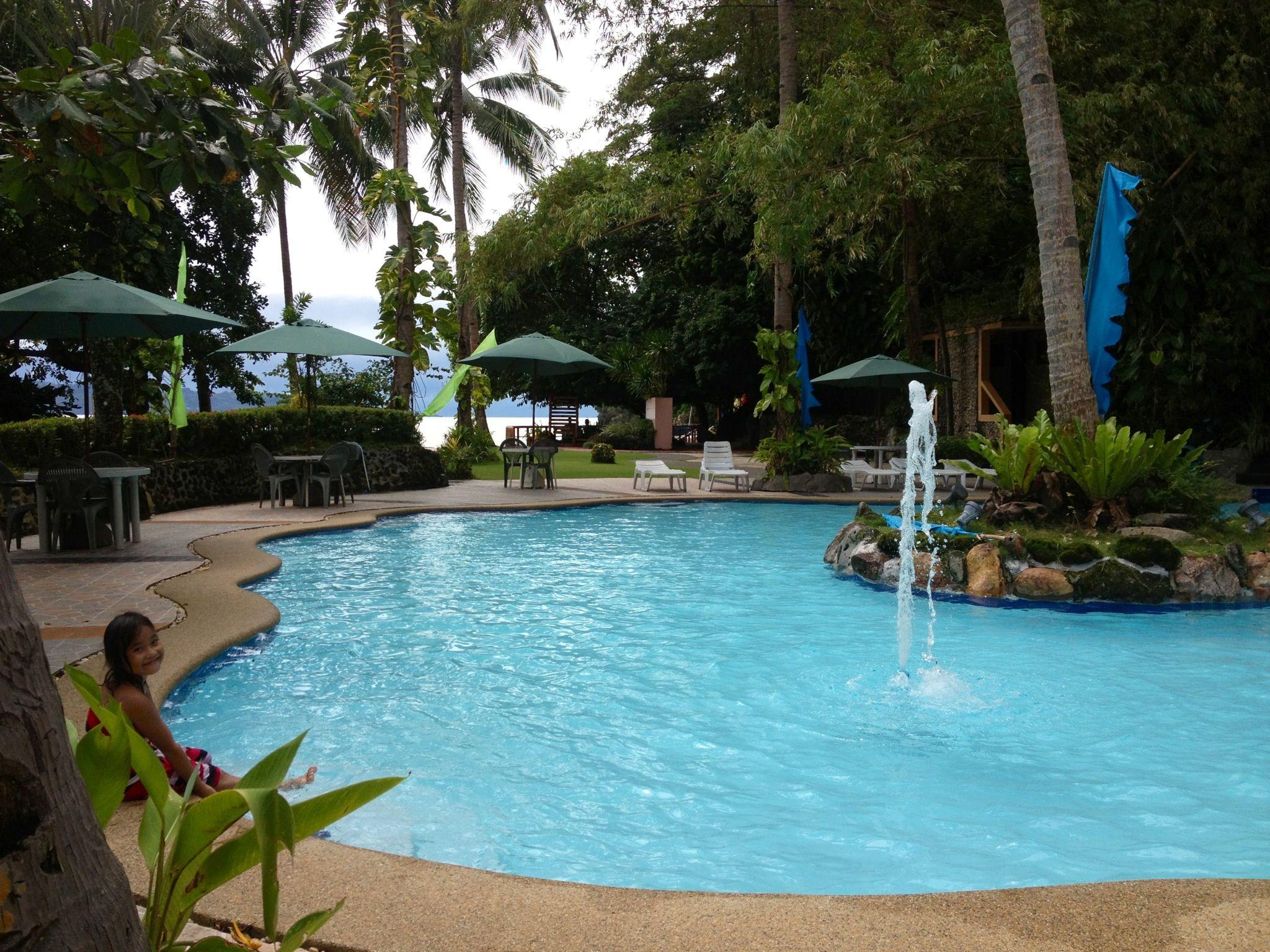 Dakak Resort, Dapitan Zamboanga , Philippine