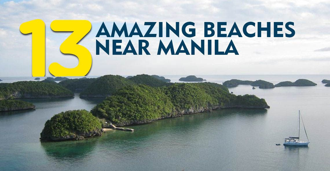 13 Beaches Near Manila And How To Get There From Philippinebeaches Org