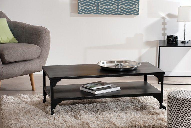 Idee Par Sylvie Zuffardi Sur Table Basse Double Plateau Table Basse Double Plateau Meuble De Style Table Basse Roulette