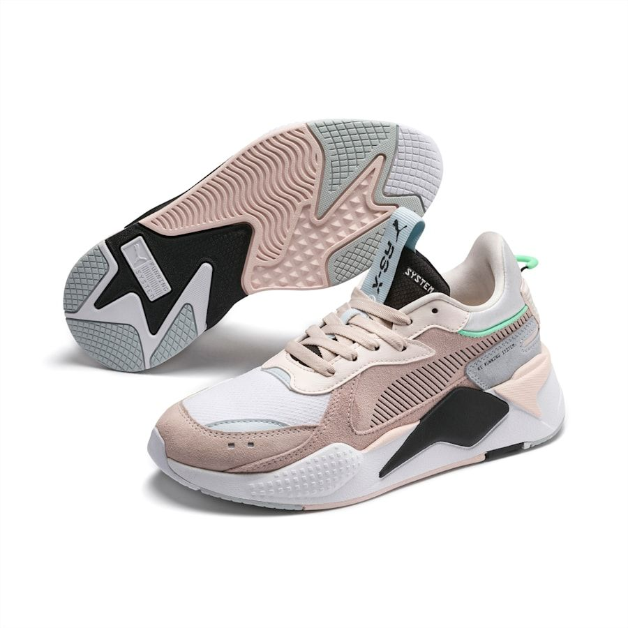 PUMA Rs-X Reinvent Women's Trainers in Rosewater/Plein Air ...