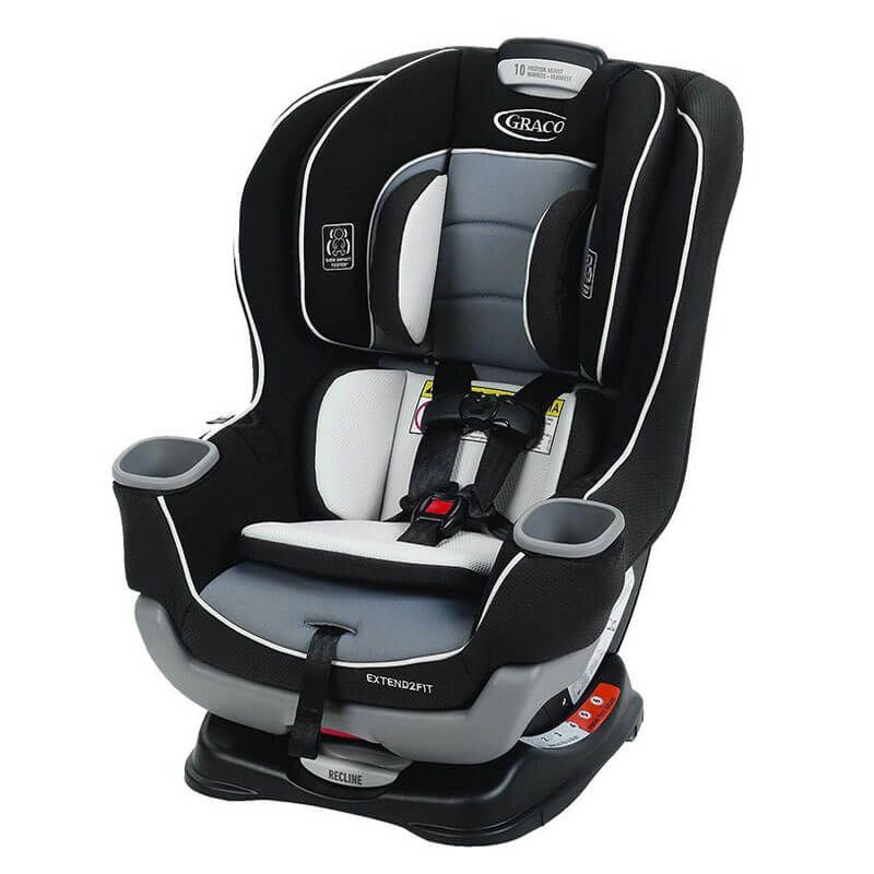 Graco extend2fit convertible car seat just 10499 best