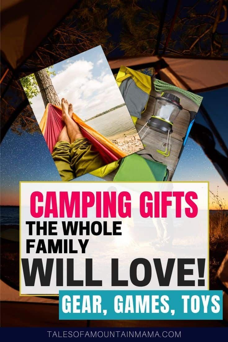 Photo of Camping Gift Ideas For The Whole Family