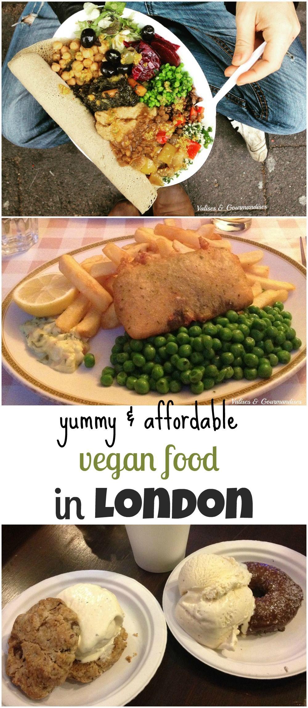 Vegan Travels In London Valises Gourmandises London Food Vegan London Food Reviews