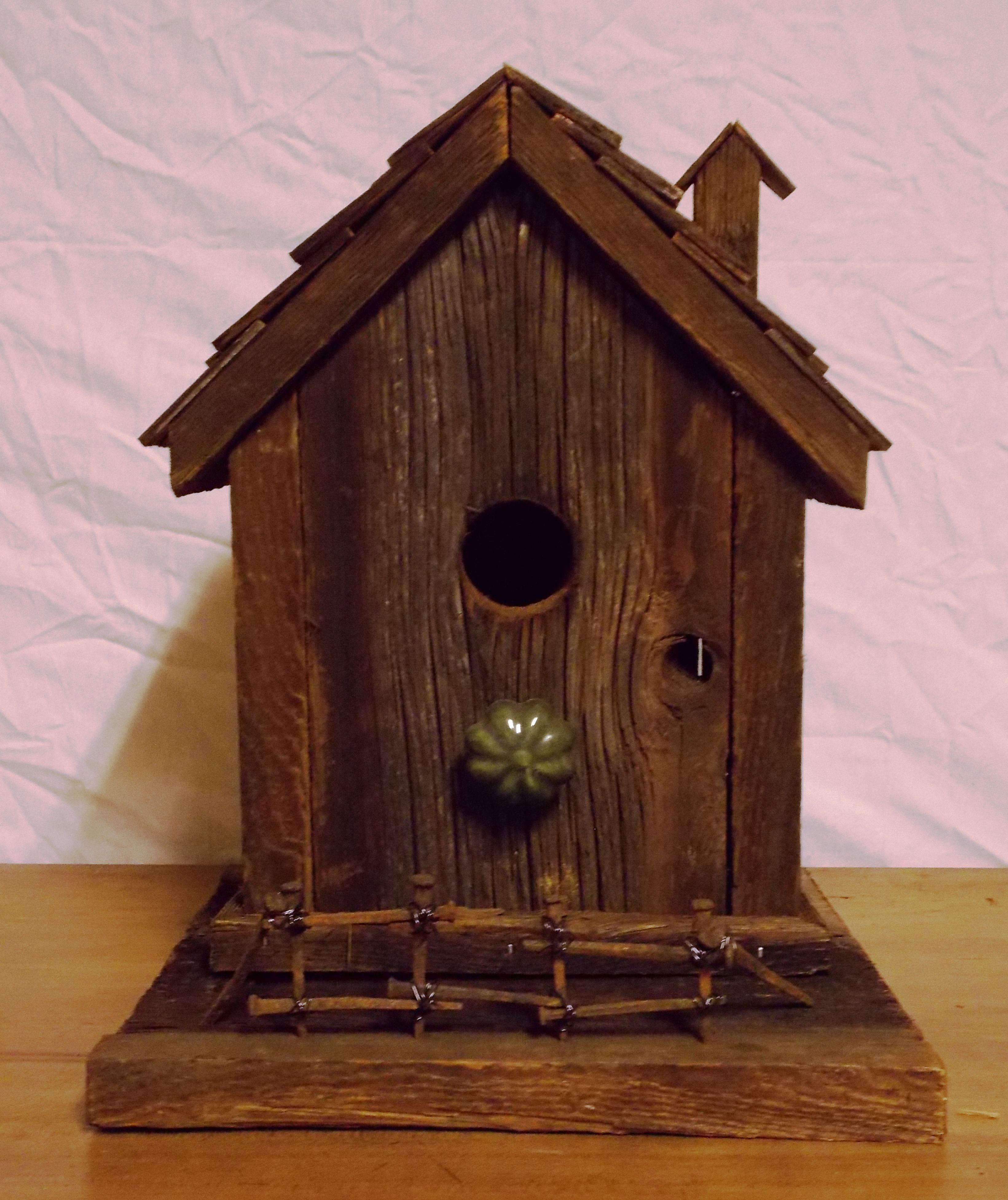 Pin on Birdhouses