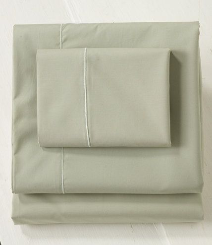 Discover The Features Of Our Premium Egyptian Percale Sheet Set At L Bean