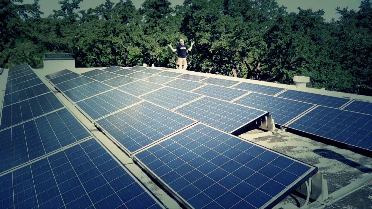 The batteries allow the user to have a more steady supply of solar ...