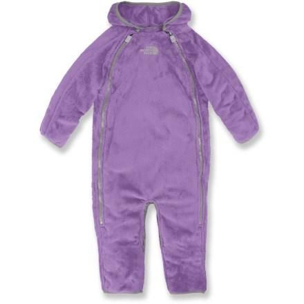 The North Face Buttery Bunting - Infant Girls'