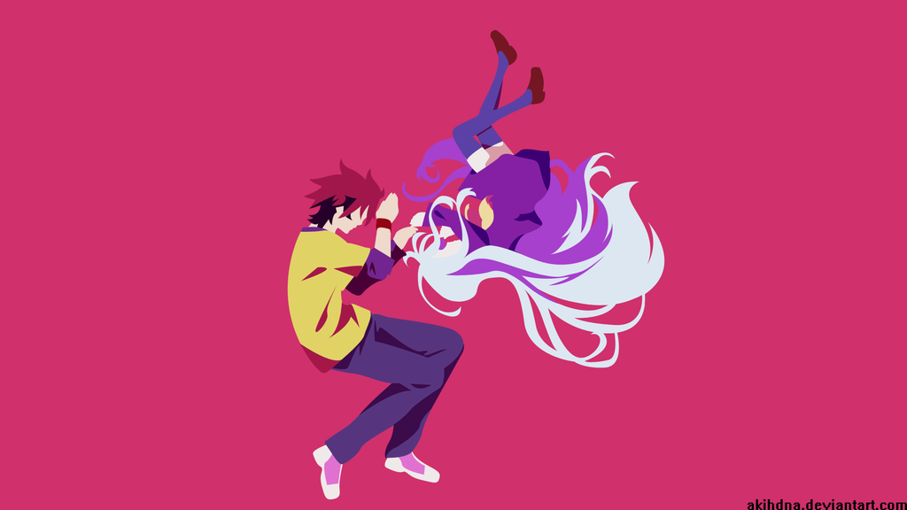 Sora And Shiro No Game No Life By Akihdna On Deviantart