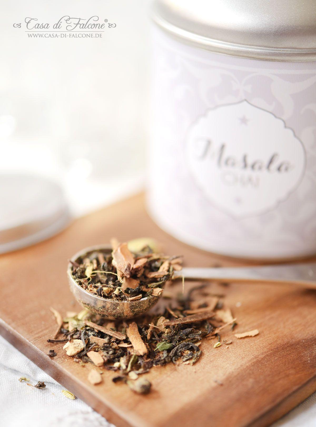 Chai Latte Teemischung Rezept Verpackungsidee Teemischungen Rezepte Gruss Aus Der Kuche