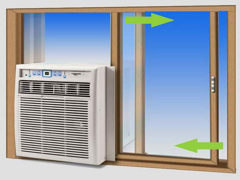Appropriate air conditioner for casement window by clare