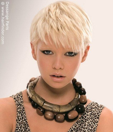 Current hair cut not my photo from dessange paris on hairfinder hairstyles short hair short haircuts for women winobraniefo Image collections
