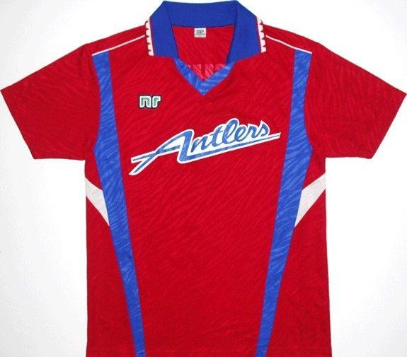 e229e3f055 Kashima Camisas De Futebol