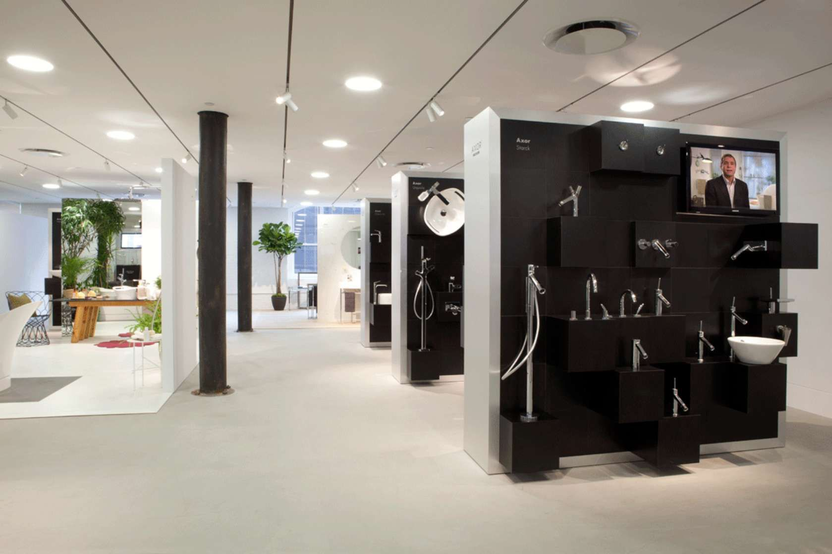 Axor NYC Showroom | Display | Pinterest | Showroom, Display and ...