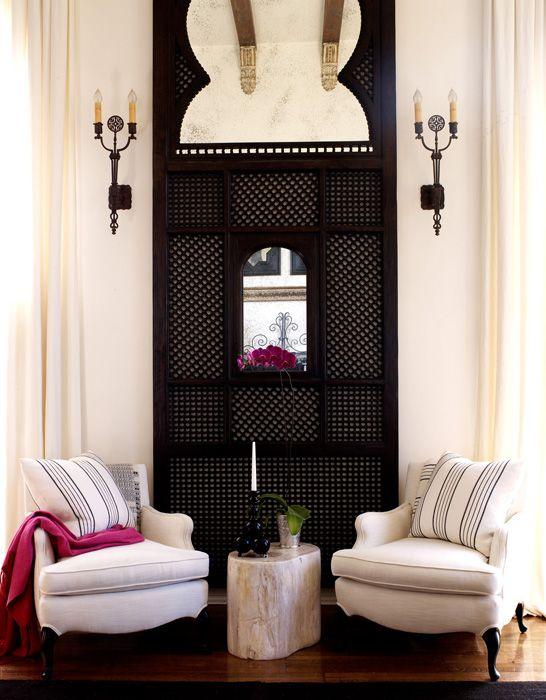 Martyn Lawrence Bullard U2014 Portfoliou0027 Hollywood Hills Mediterranean # Homedecor #ideas #interior #chairs