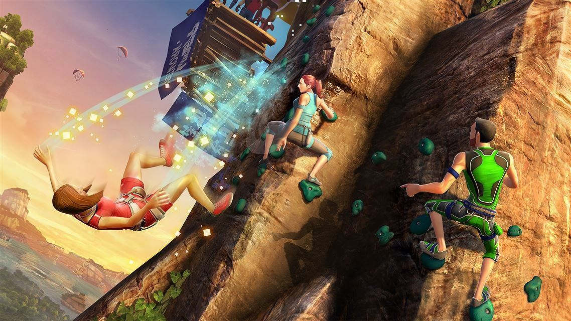 Kinect Sports Rivals XBOX One >>> Find out more about the