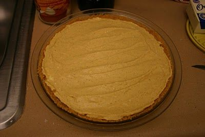 Double layer pumpkin cheesecake. Tried it last year and it's delicious!