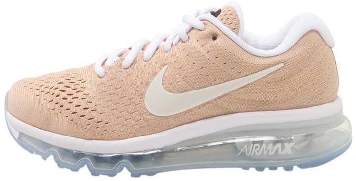 best authentic 6ce38 e21a4 Nike Performance AIR MAX 2017 Chaussures de running neutres bio beige white