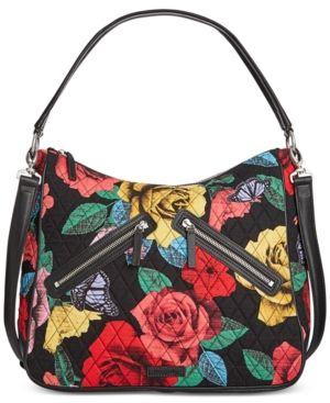 50982509e1 Vera Bradley Vivian Hobo Bag - Havana Rose