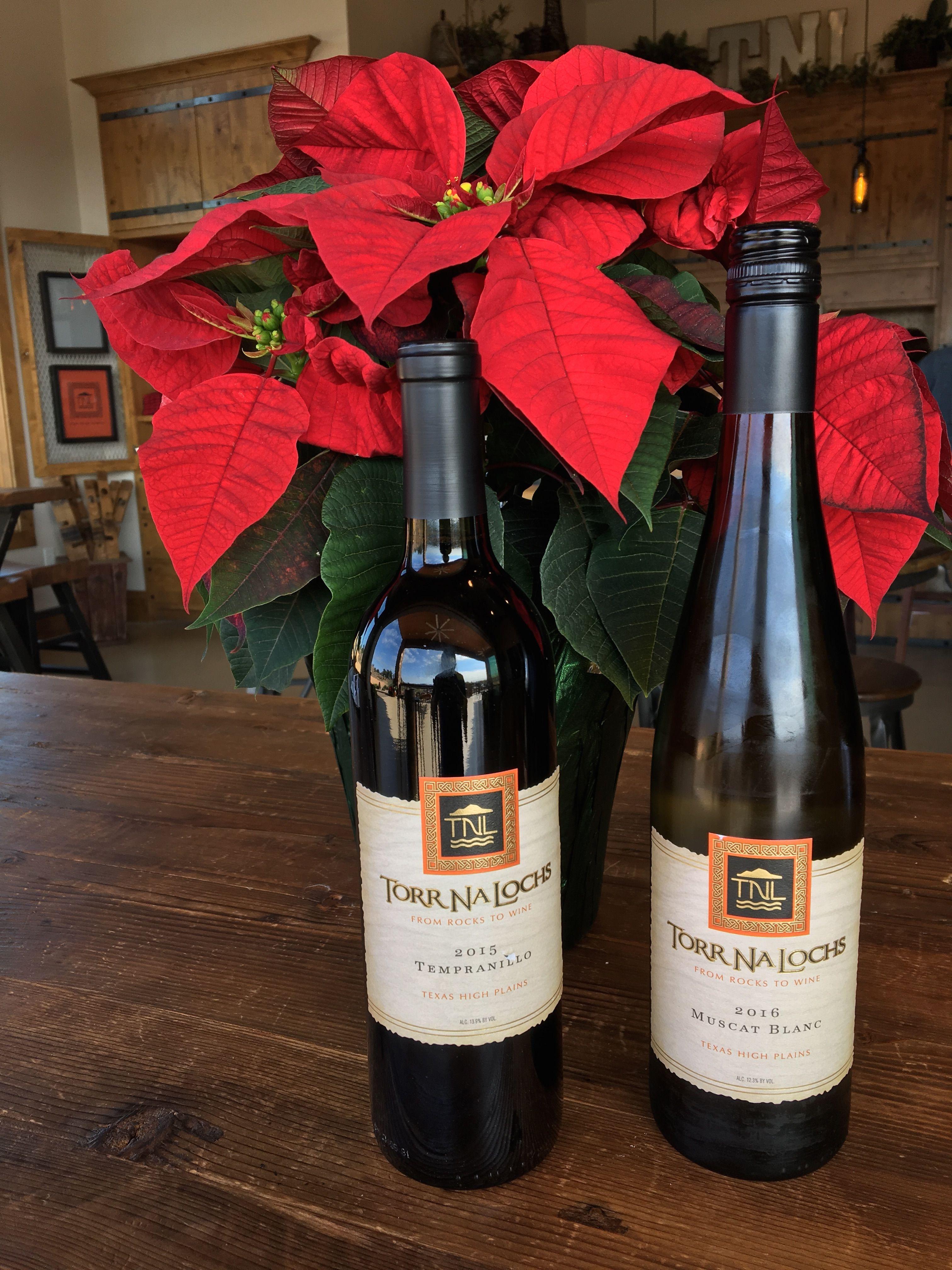 Christmastime Wine Wine Bottle Wine Bottle