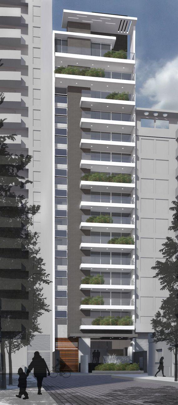 Sarmiento 396 lomas de zamora edificios entre for Casa minimalista quilmes