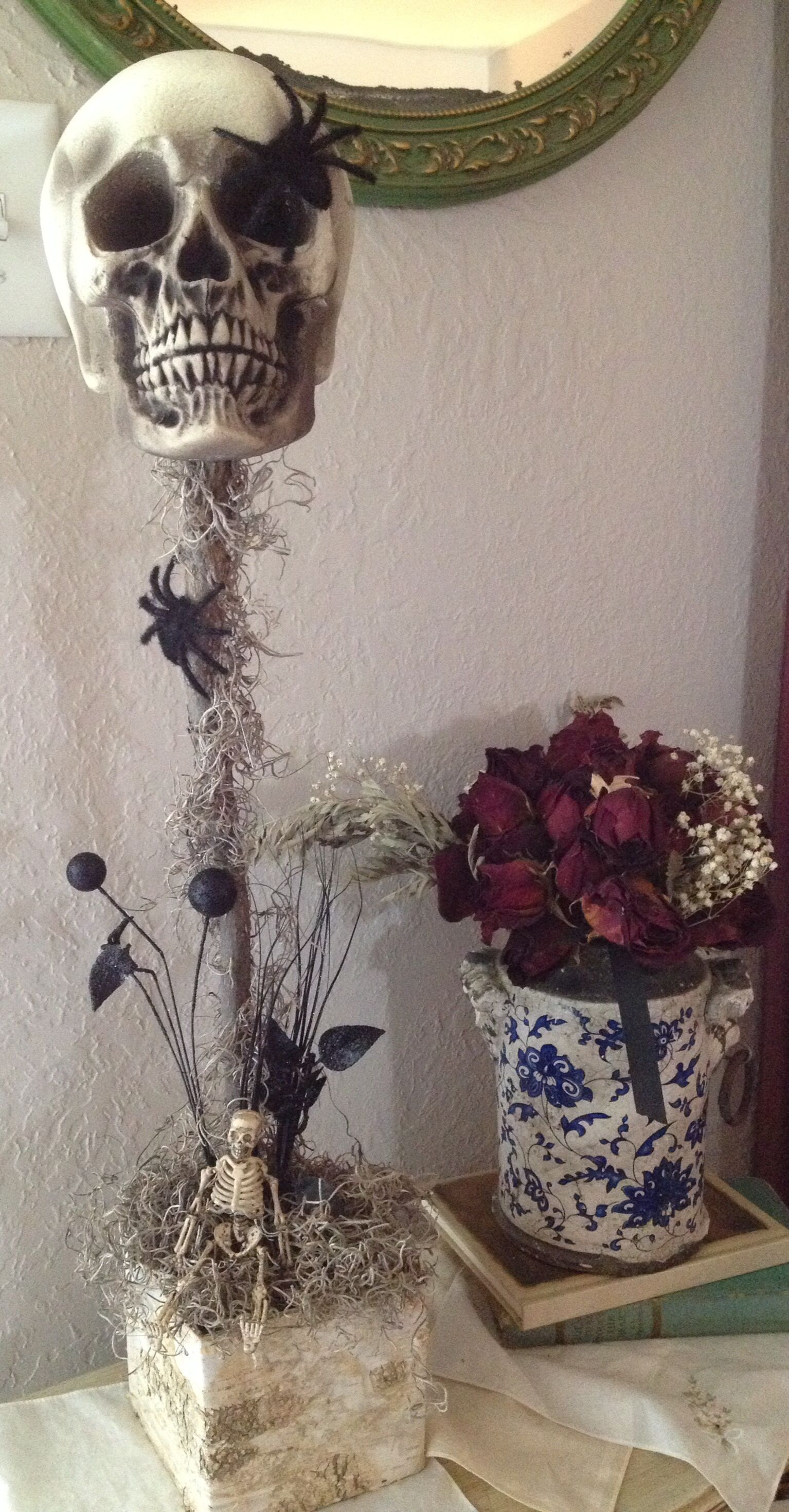 Halloween decor My Halloween Wedding Pinterest Halloween - michaels halloween decorations
