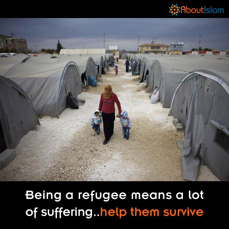 ABOUT ISLAM WINTER REFUGEE CAMPAIGN * Being a #refugee is a huge - sample resume food bank
