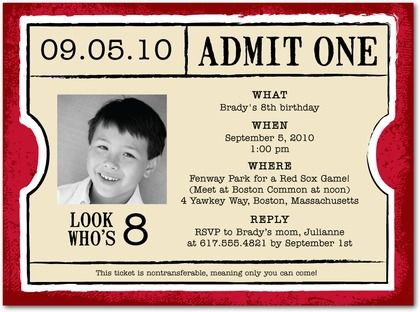 Movie Party Invitations Classic Movie Party Invitations Clever - Birthday invitation unique ideas