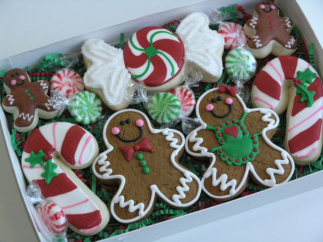 Cookie gift idea for Christmas