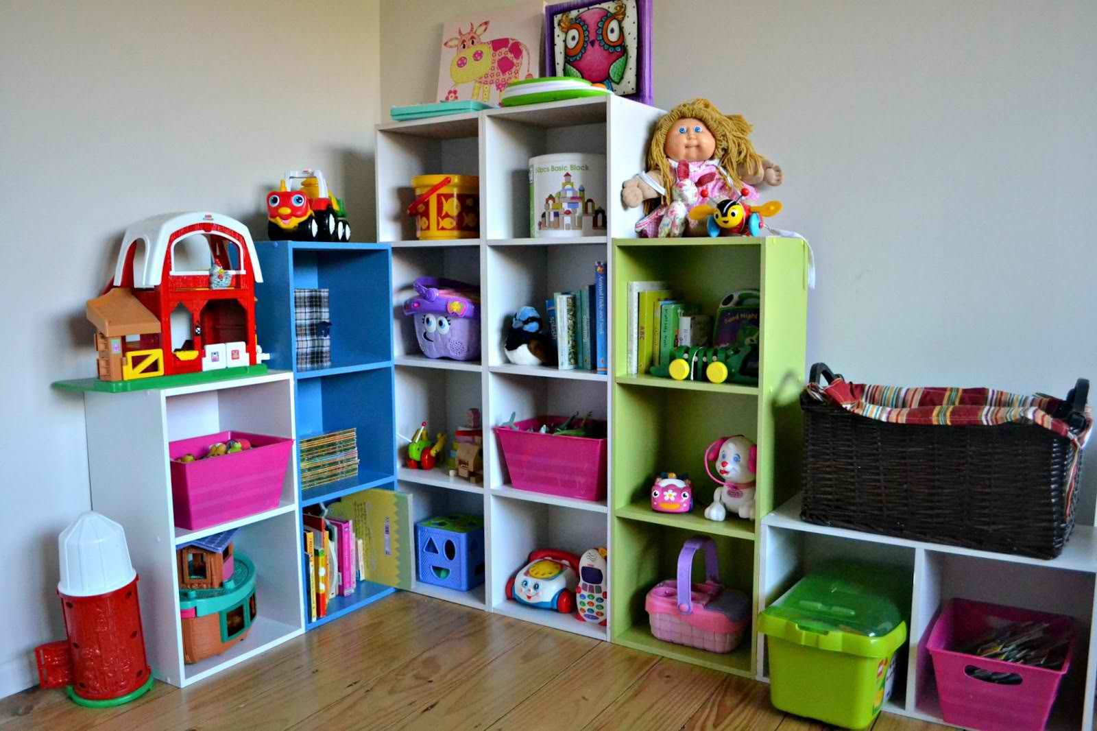 7 1 Toy Storage Ideas Diy Plans In A Small Space Your Kids Will