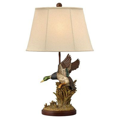 Shop complements flight mallard table lamp at lowes canada find our selection of table lamps at the lowest price guaranteed with price match off