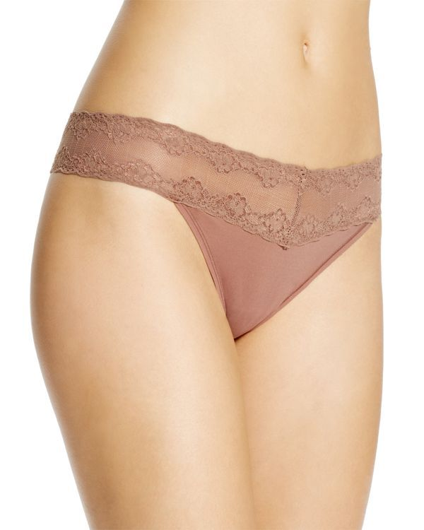 Natori Thong - Bliss Perfection #750092