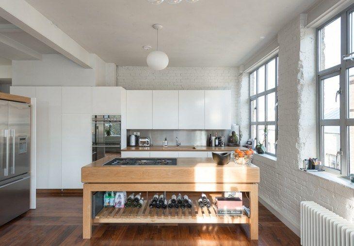 Pin de Interiors x Design en Contemporary Kitchens   Pinterest