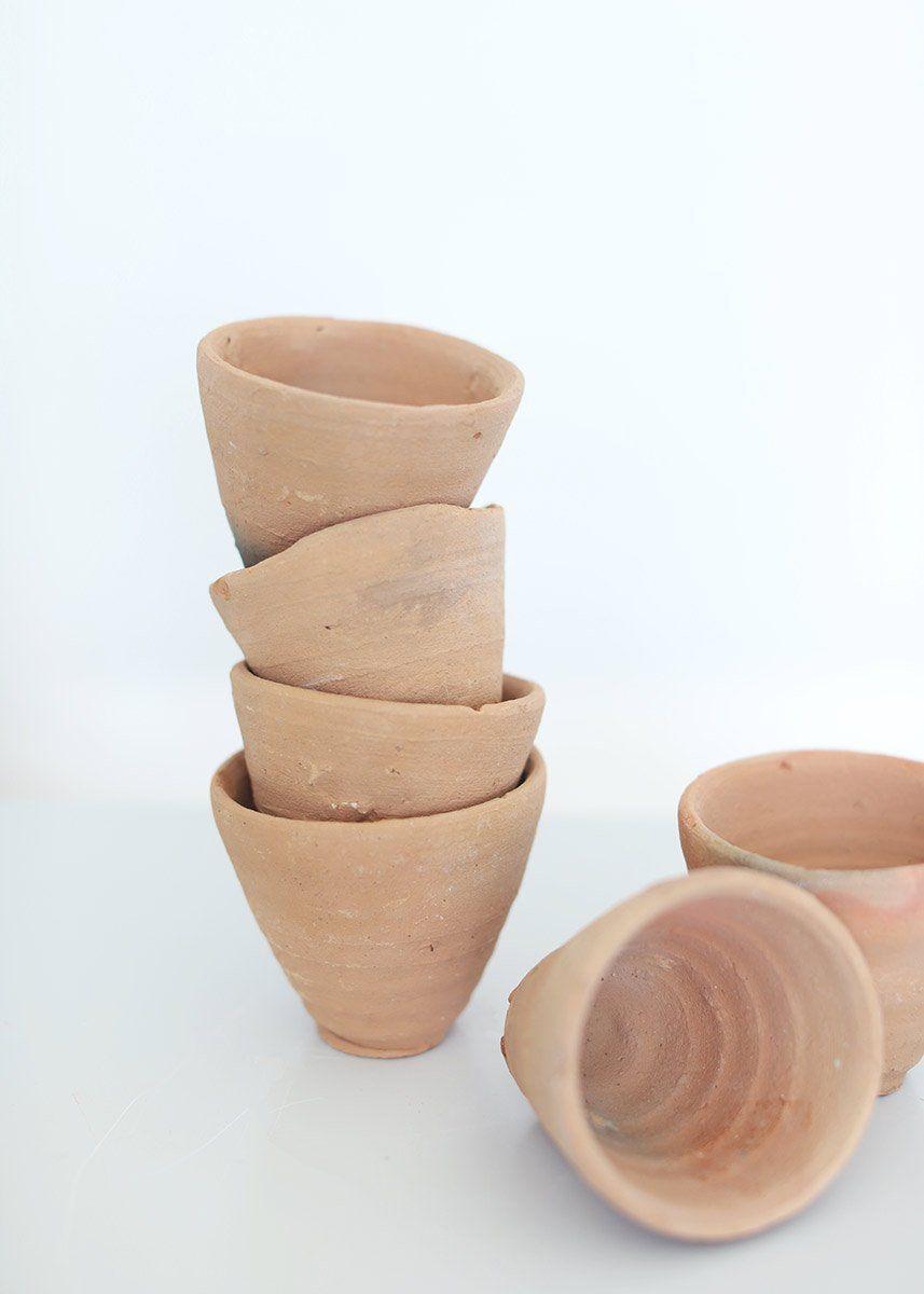 Mini Terracotta Flower Pot 2 5 Tall X 3 Wide In 2020 Terracotta Flower Pots Small Terracotta Pots Flower Pots