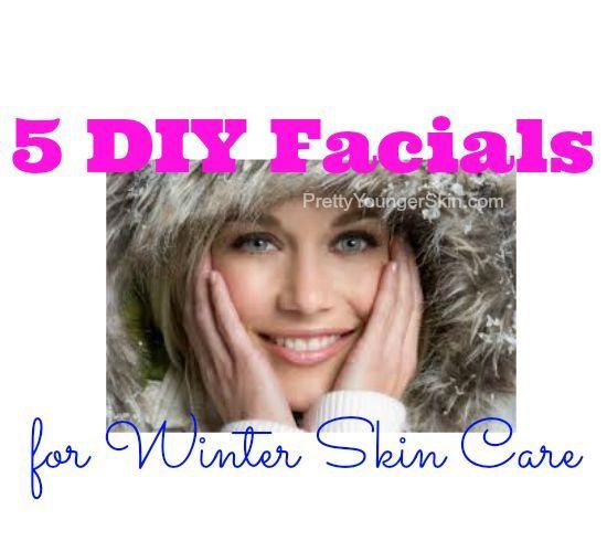 Homemade Skin Care: 5 Homemade DIY Facials For Winter Skin Care