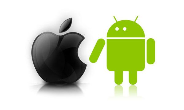 Iphone Vs Android App Per Iphone Iphone Telefono Android