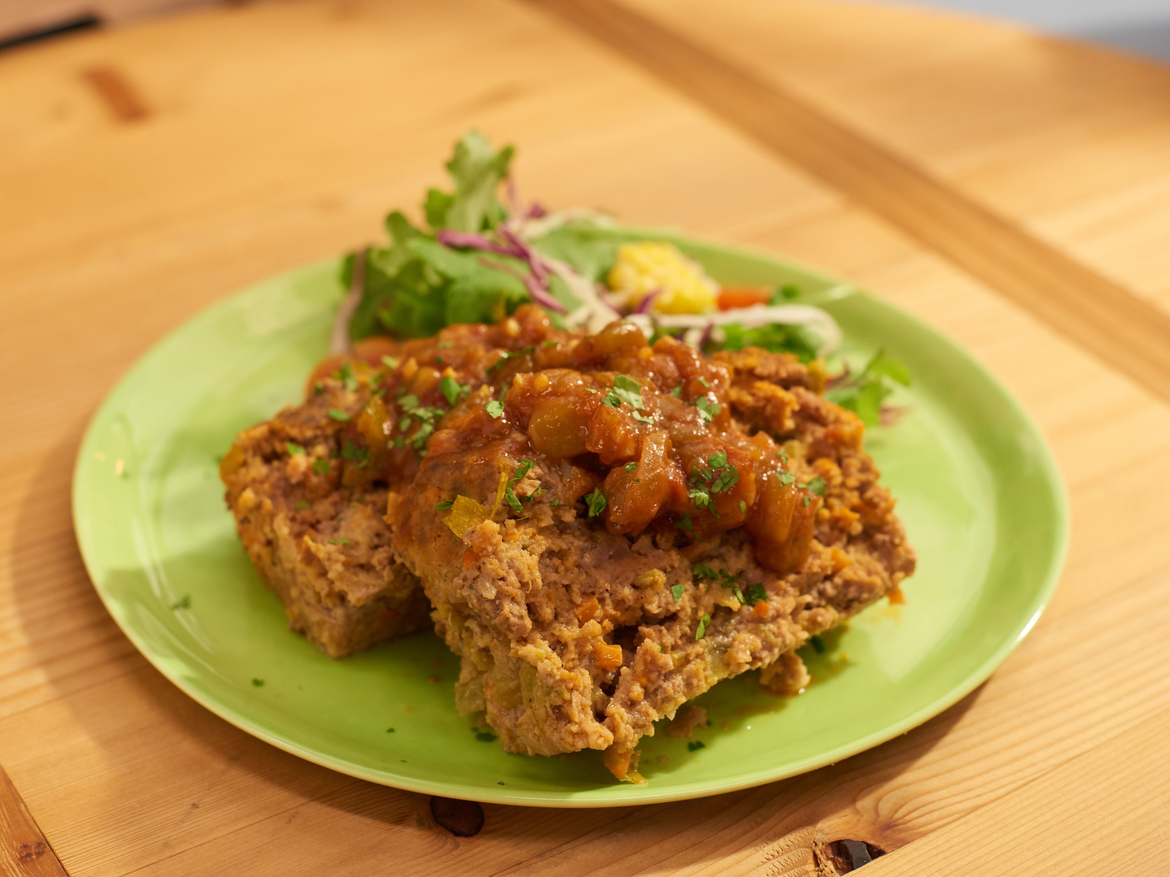 Mexican chorizo meatloaf marcela vi mexican food recipes mexican chorizo meatloaf recipe from food network forumfinder Choice Image