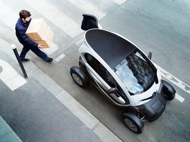 Renault lança veículo elétrico para entregas na Europa - Terra Brasil