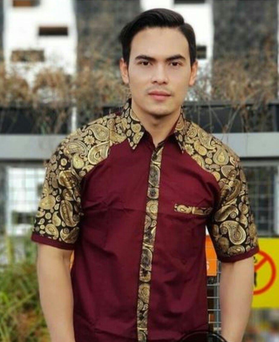 Model Baju Batik Laki Laki