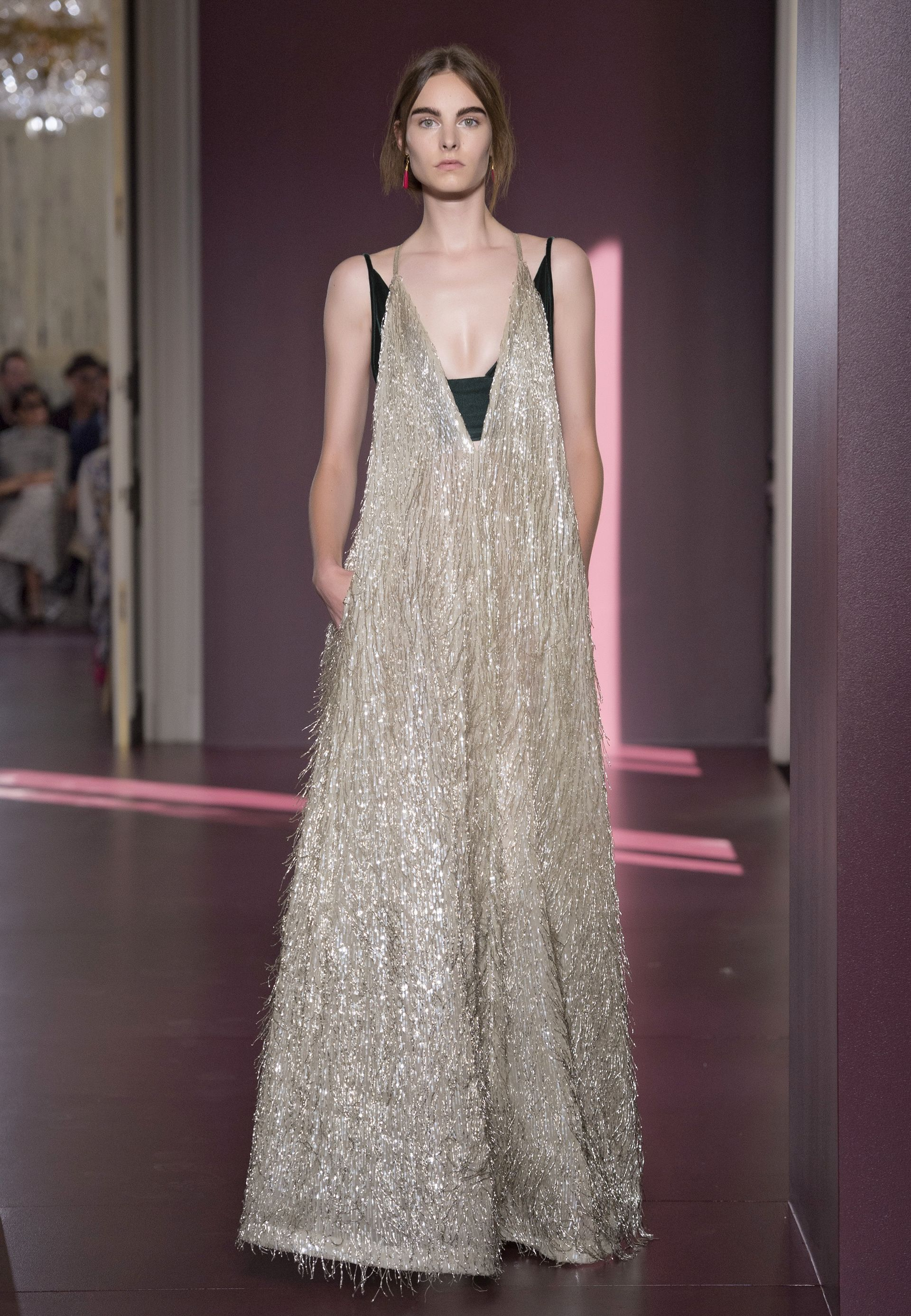 Valentino haute couture fallwinter woman look of