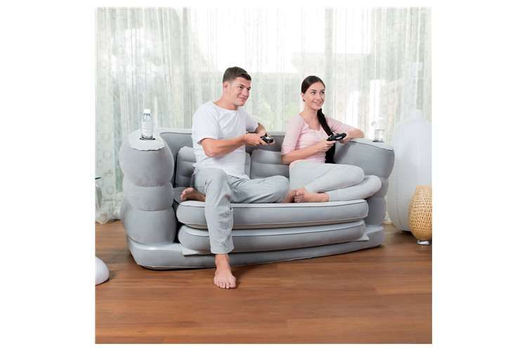 Bestway Multi Max Ii Air Couch 75063 Inflatable Sofa Bed Air Sofa Bed Inflatable Sofa