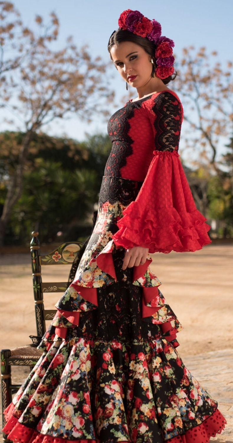 Pin de yennifer pm en Flamenca   Trajes de flamenco